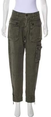 DSQUARED2 High-Rise Skinny Pants