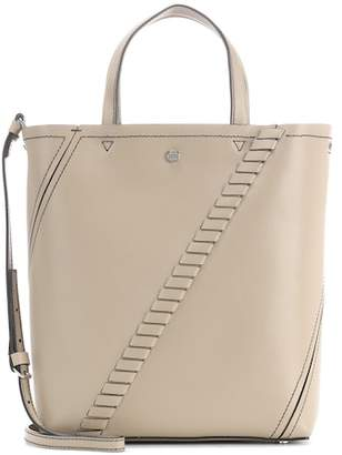Proenza Schouler Hex Mini leather tote