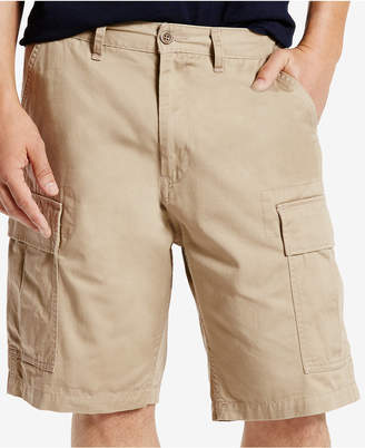 Levi's® Men's Big and Tall Carrier Cargo Shorts $60 thestylecure.com
