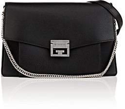 Givenchy Women's GV3 Medium Leather Shoulder Bag - Black