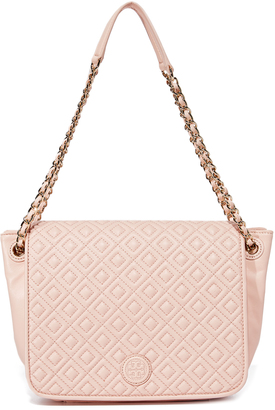 Tory Burch Marion Quilted Shoulder Bag $495 thestylecure.com