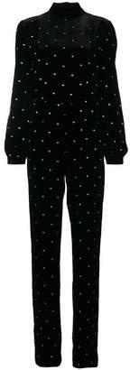 Raquel Diniz decorative buttons jumpsuit
