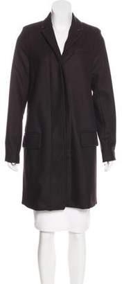 A.L.C. Knee-Length Wool Coat
