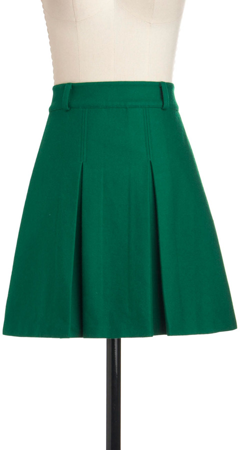 Sweet with Pleats Skirt