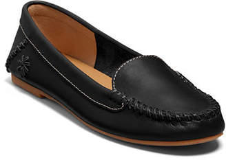 6d362e10d3bfb Jack Rogers Millie Leather Moccasin Loafers