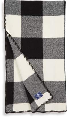Buffalo David Bitton FARIBAULT WOOLEN MILL Plaid Wool Blanket