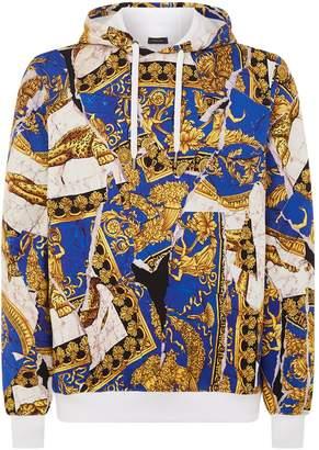 Versace Broken Baroque Hoodie