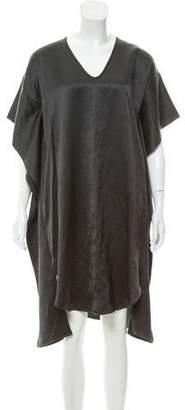 Zero Maria Cornejo Oversize Knee-Length Dress