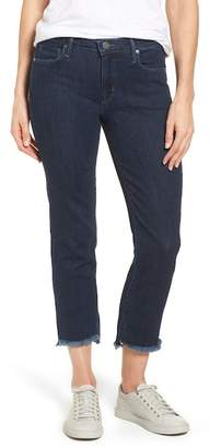 Parker SMITH Step-Hem Straight Jeans (Baltic)