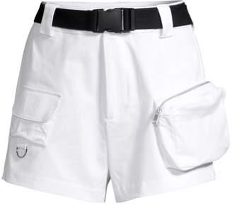 I.AM.GIA Edam Cargo Belted Shorts