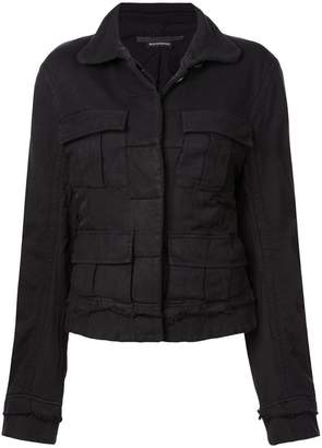 Haider Ackermann basic short jacket