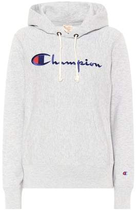 Champion Cotton-blend hoodie