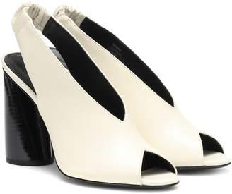 Mercedes Castillo Rowin leather sandals