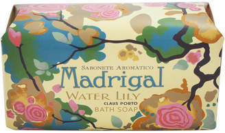 Claus Porto 12.4Oz Madrigal Water Lily Soap