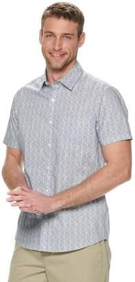 Apt. 9 Men's Crosshatch Button-Down Shirt