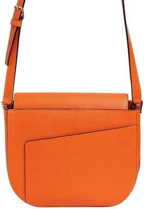 Valextra Twist Leather Shoulder Bag