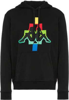 Marcelo Burlon County of Milan Kappa Printed Hooded Sweatshirt
