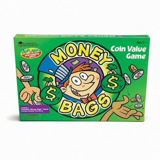 Learning Resources Kohl's Money Bags Coin Value Game