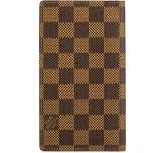 Louis Vuitton Damier Ebene Pocket Agenda Cover (4013007)