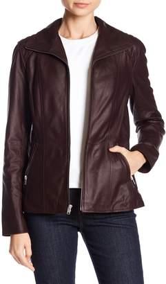 Andrew Marc Fabian Front Zip Jacket