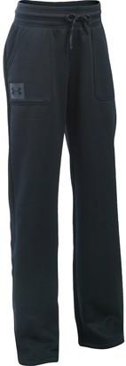 Under Armour Girls' Armour Fleece Boyfriend Pants