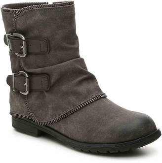 Not Rated What Happened Motocycle Bootie - Women's