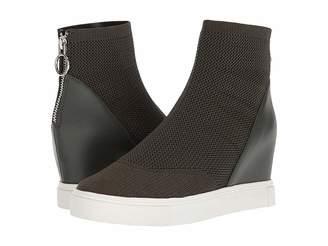 Steve Madden Lizzie Wedge Sneaker Women's Shoes