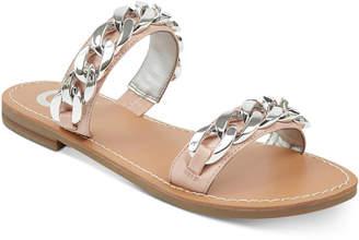 G by Guess Tunez Flat Sandals Women's Shoes