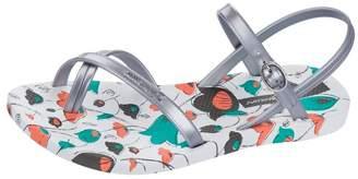 Ipanema Brasil Diamond IV Navy Womens Beach Sandals, Size 7