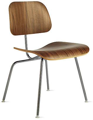 design within reach eames molded plywood dining chair dcm shopstyle. Black Bedroom Furniture Sets. Home Design Ideas