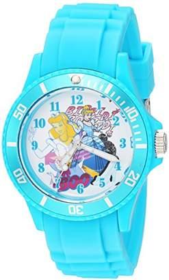 Disney Women's Princess' Quartz Plastic Casual Watch