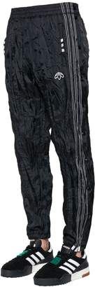 adidas By Alexander Wang Aw Wrinkled Tech Tear Away Track Pants