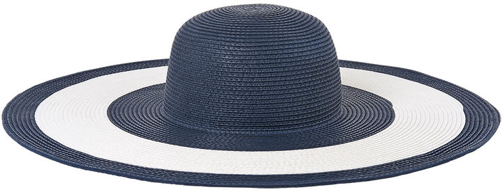 Phase Eight Stripe Sun Hat
