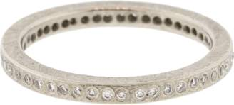 Todd Reed Palladium White Diamond Eternity Ring