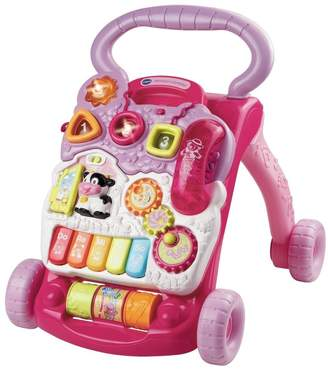 Vtech Baby First Steps Baby Walker - Pink