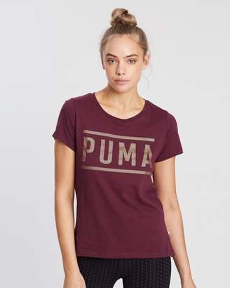 Puma Athletic Tee