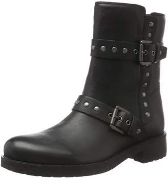 Geox Women's D New Virna G Urban Ankle Boots
