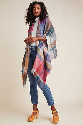 Anthropologie Mollie Cape Scarf