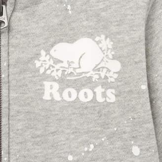 Roots Toddler Splatter Full Zip Hoody