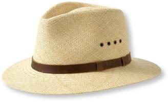 L.L. Bean L.L.Bean Handwoven Panama Hat