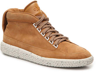 O.x.s. Woobie Mid-Top Sneaker -Tan - Men's