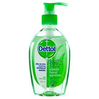 Dettol Hand Sanitizer Aloe Vera 200 mL