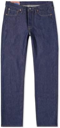 Acne Studios 1996 Rigid Regular Fit Jean