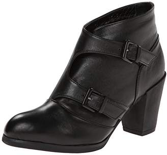 All Black ALL Women's Twin Double Bootie