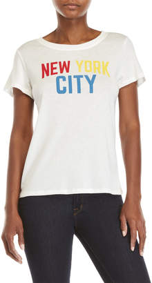N. Knit Riot New York City Tee