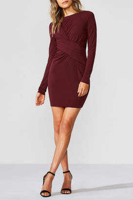 Bailey 44 Clandestine Draped Dress