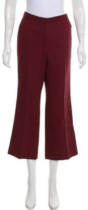 Burberry Mid-Rise Wool Pants w/ Tags