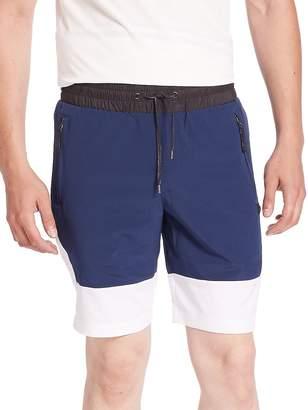 Madison Supply Men's Woven Elasticized Shorts