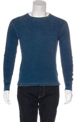 Ralph Lauren Knit Long Sleeve Sweatshirt