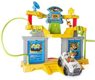 Spin Master Toys Paw Patrol Tracker Monkey Temple Play Set by Spin Master